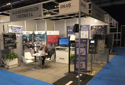 INTERNATIONAL PRESENCE IN HALL OF MOBILITY AND SUSTAINABLE SAFE