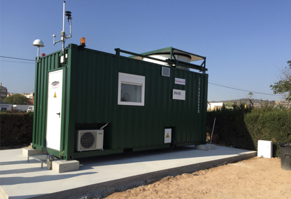 NEW AUTOMATIC RADIOSONDES SYSTEM IN THE OBSERVATORY OF MURCIA