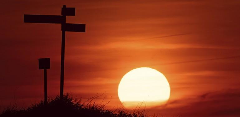 El Sol está evolucionando y amenaza a la tierra
