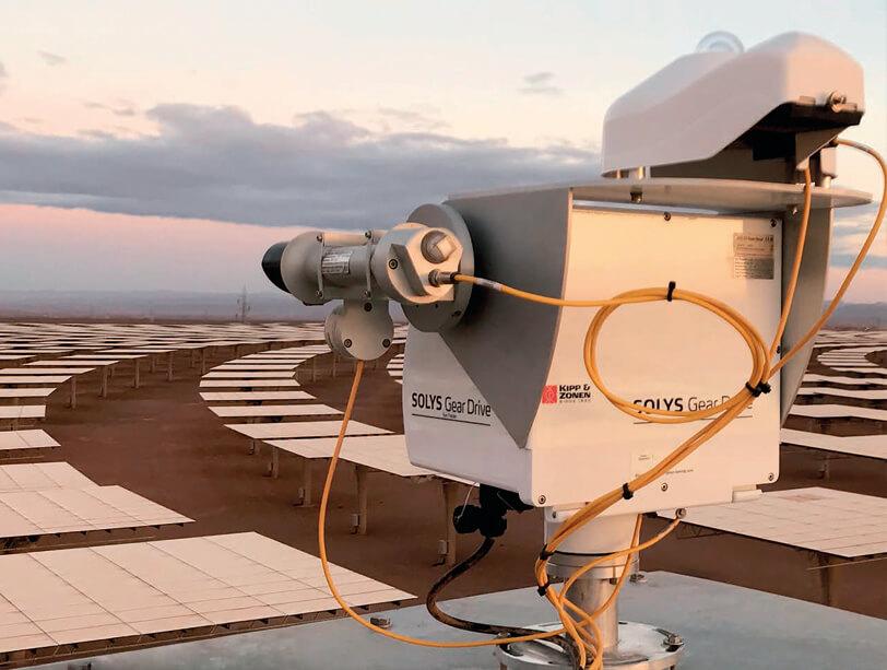 NOOR II and III Giant power plants in Morocco equipped with Kipp & Zonen solar monitoring