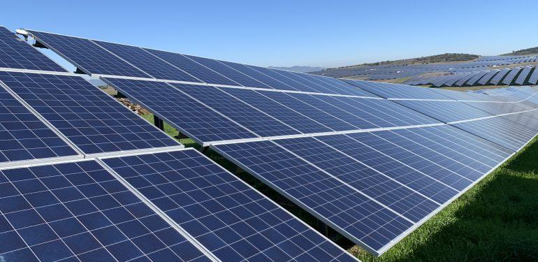 DILUS participa en la mayor apuesta europea por la energía solar, en la planta fotovoltaica de Nuñez de Balboa