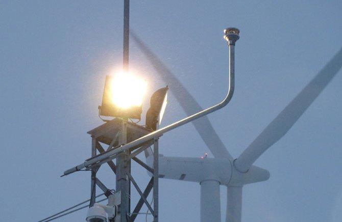 Imagen de VENTUS-UMB Ultrasonic Wind Sensor