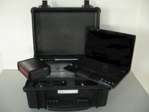 Imagen de Groundstation SR10 portable