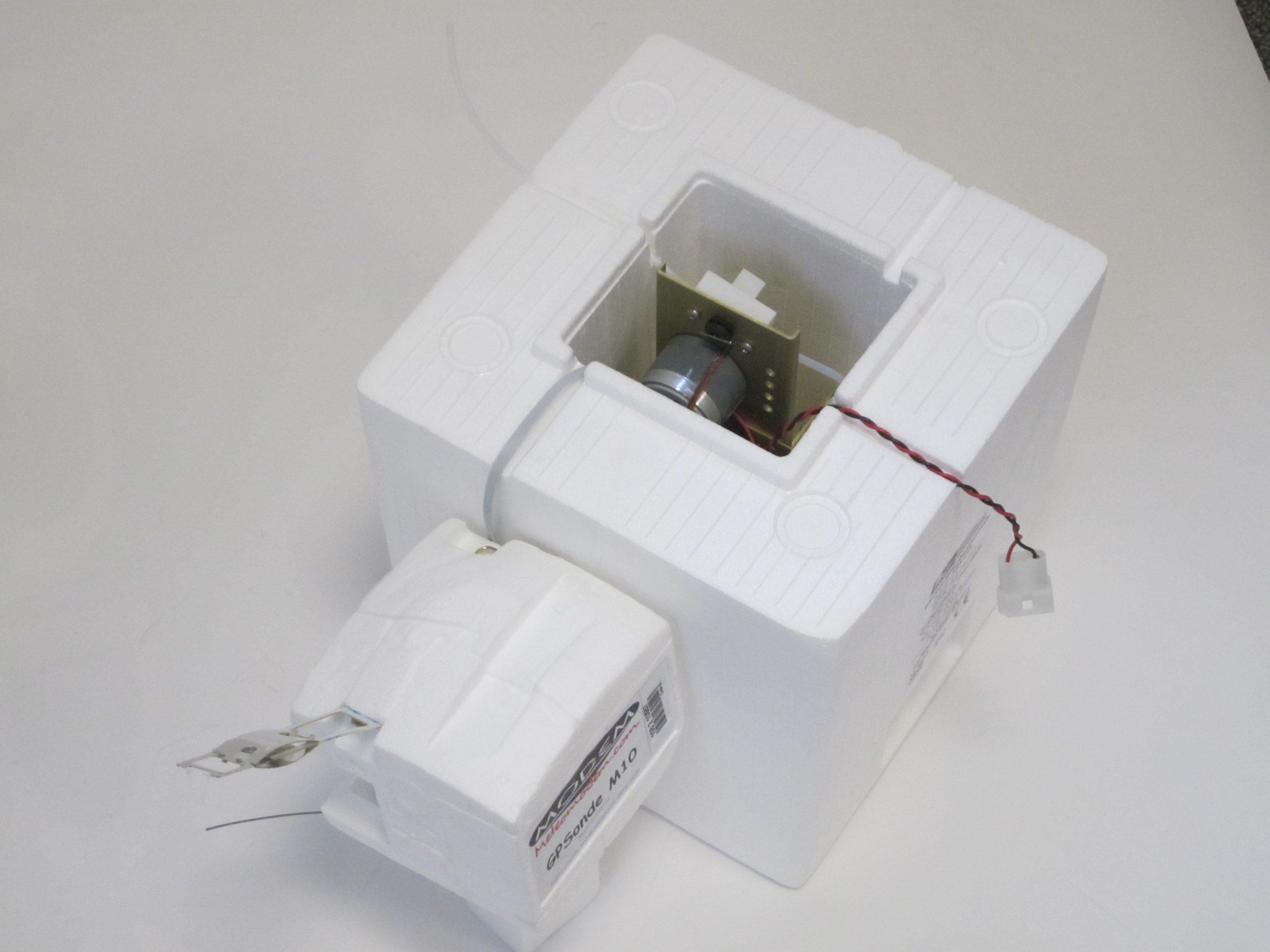 Imagen de Sensor de Ozono