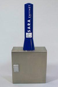 Imagen de SARA – Spectroscopic Gamma Monitoring Station