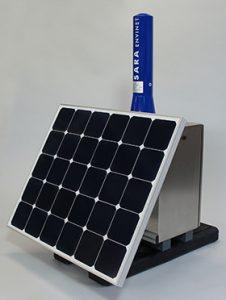 Imagen de: SARA – Autonomous Spectroscopic Station (low insolation)