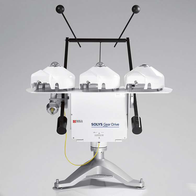 Imagen de SOLYS Gear Drive Seguidor Solar