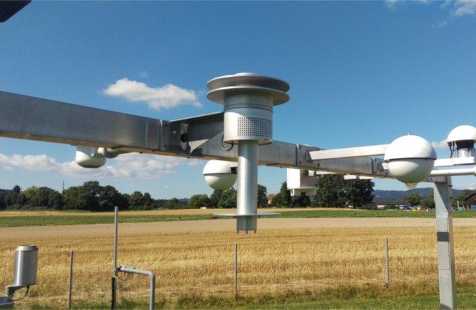 Imagen de WS3000-UMB Reference Weather Sensor