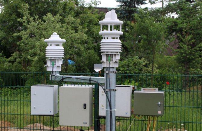 Imagen de WS301-UMB Smart Weather Sensor