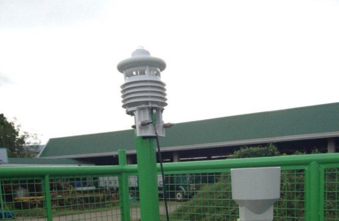 Imagen de WS302-UMB Smart Weather Sensor