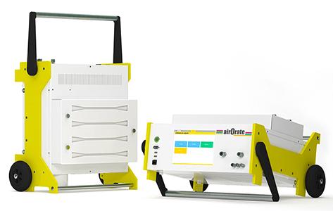 Imagen de airQrate Multi-Gas Calibrator *airQrate*