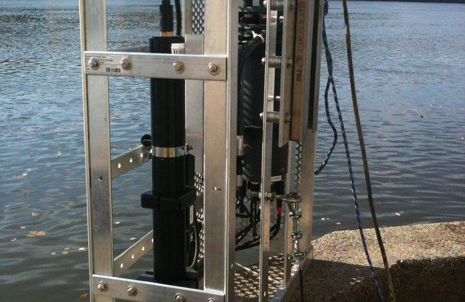 Imagen de Sea-Bird Scientific SUNA Optical Nitrate Sensor