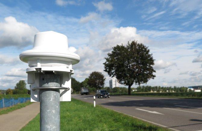 Imagen de WS100 Radar Precipitation Sensor / Smart Disdrometer