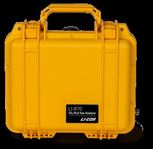 Imagen de: LI-870 CO2/H2O Analizador