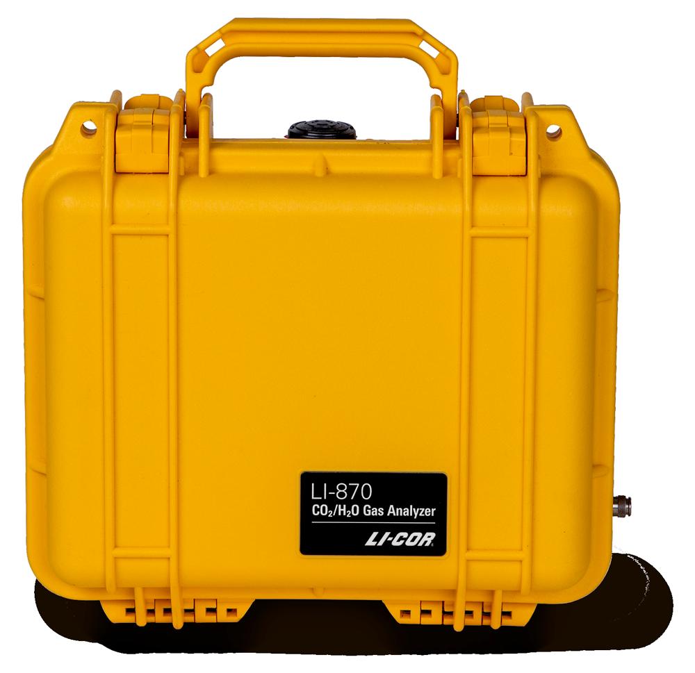Imagen de LI-870 CO2/H2O Analizador